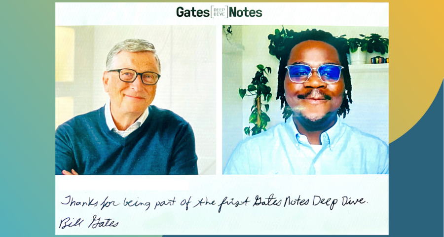Diving Deep with Bill Gates on Actionable Postsecondary Data Analysis 5